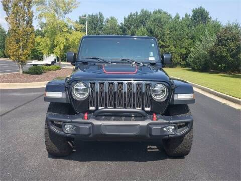 2020 Jeep Wrangler Unlimited for sale at Southern Auto Solutions - Lou Sobh Honda in Marietta GA