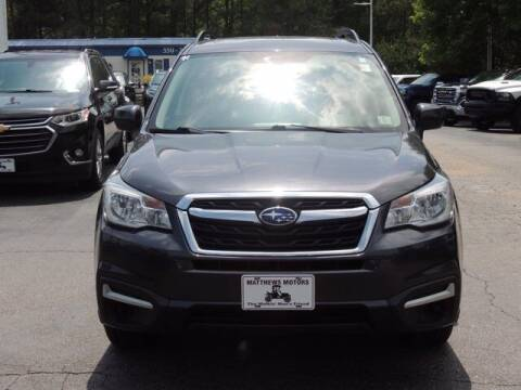 2018 Subaru Forester for sale at Auto Finance of Raleigh in Raleigh NC