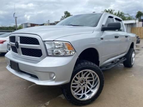 2018 RAM Ram Pickup 1500 for sale at Prestige Motor Cars in Houston TX