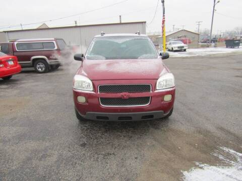2005 Chevrolet Uplander for sale at X Way Auto Sales Inc in Gary IN