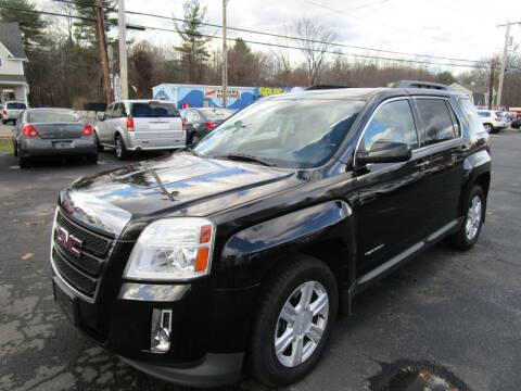 2015 GMC Terrain for sale at Route 12 Auto Sales in Leominster MA