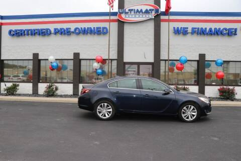 2016 Buick Regal for sale at Ultimate Auto Deals DBA Hernandez Auto Connection in Fort Wayne IN