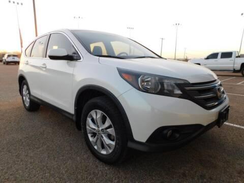2012 Honda CR-V for sale at Stanley Chrysler Dodge Jeep Ram Gatesville in Gatesville TX