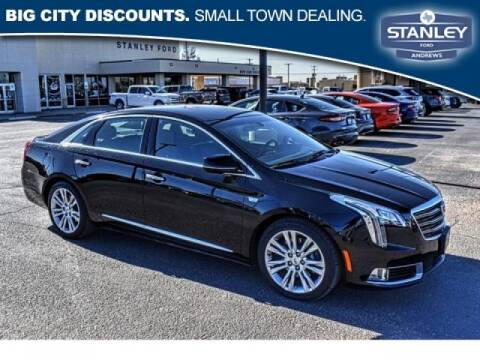 2019 Cadillac XTS for sale at STANLEY FORD ANDREWS in Andrews TX