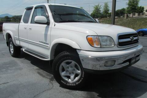 2001 Toyota Tundra for sale at Tilleys Auto Sales in Wilkesboro NC