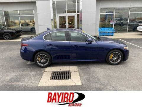 2018 Alfa Romeo Giulia for sale at Bayird Truck Center in Paragould AR