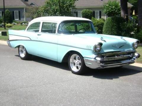 1957 Chevrolet 210 for sale at Classic Car Deals in Cadillac MI