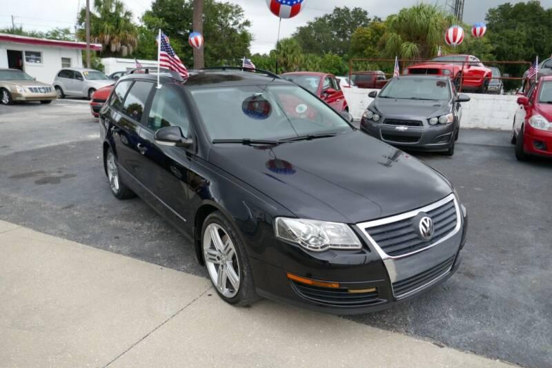 2007 Volkswagen Passat for sale at J Linn Motors in Clearwater FL