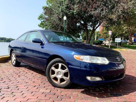 2003 Toyota Camry Solara for sale at PUTNAM AUTO SALES INC in Marietta OH
