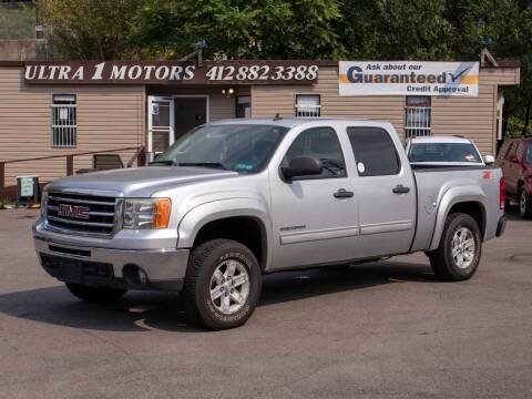 2012 GMC Sierra 1500 for sale at Ultra 1 Motors in Pittsburgh PA