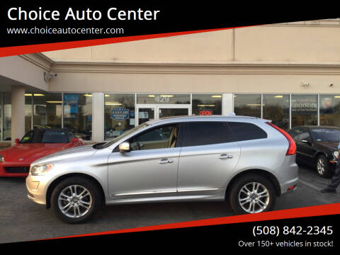2015 Volvo XC60 for sale at Choice Auto Center in Shrewsbury MA