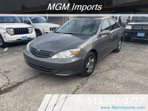 2004 Toyota Camry for sale at MGM Imports in Cincannati OH