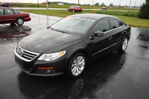 2009 Volkswagen CC for sale at Bryan Auto Depot in Bryan OH