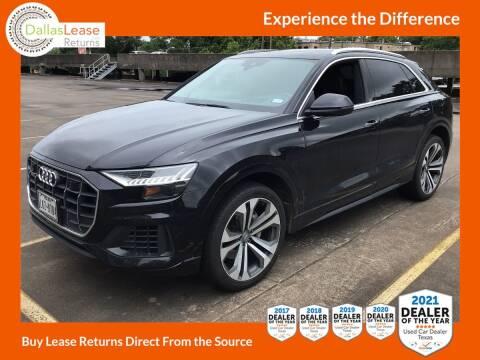 2019 Audi Q8 for sale at Dallas Auto Finance in Dallas TX