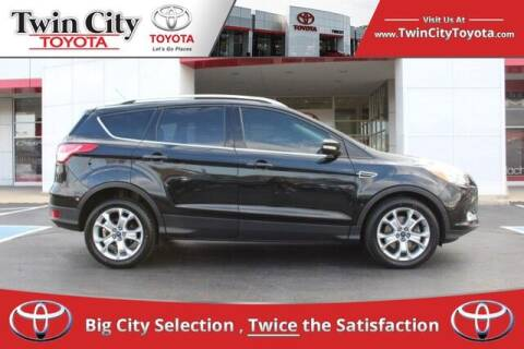 2014 Ford Escape for sale at Twin City Toyota in Herculaneum MO