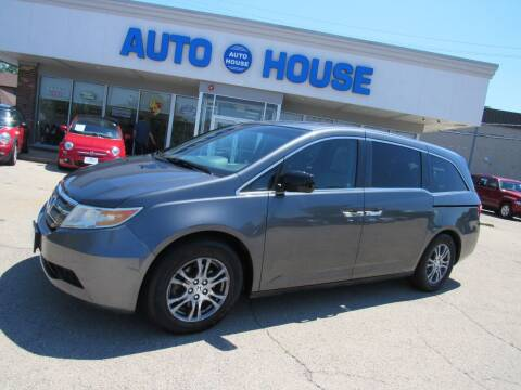 2011 Honda Odyssey for sale at Auto House Motors in Downers Grove IL