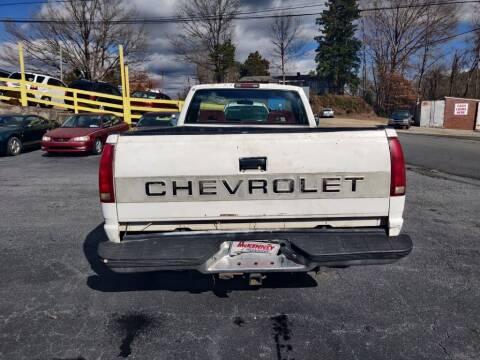 1994 Chevrolet C/K 1500 Series for sale at DL Autos in Lenoir NC