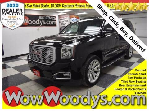 2017 GMC Yukon XL for sale at WOODY'S AUTOMOTIVE GROUP in Chillicothe MO