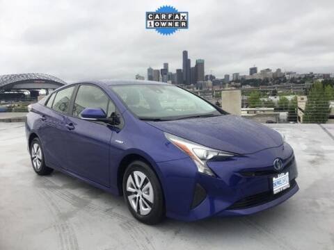 2018 Toyota Prius for sale at Toyota of Seattle in Seattle WA