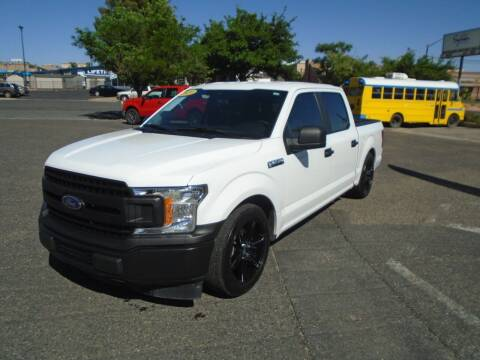 2019 Ford F-150 for sale at Team D Auto Sales in St George UT