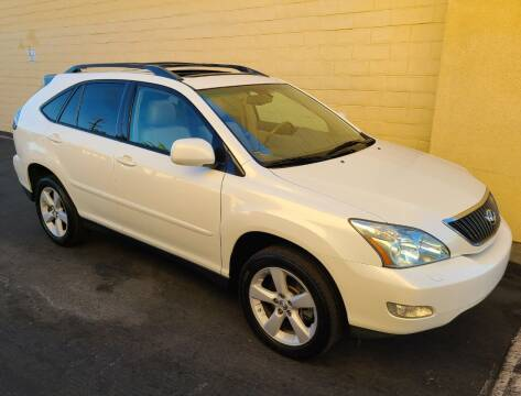 2007 Lexus RX 350 for sale at Cars To Go in Sacramento CA