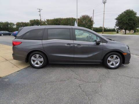 2019 Honda Odyssey for sale at DICK BROOKS PRE-OWNED in Lyman SC