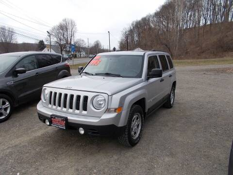 2014 Jeep Patriot for sale at Dansville Radiator in Dansville NY