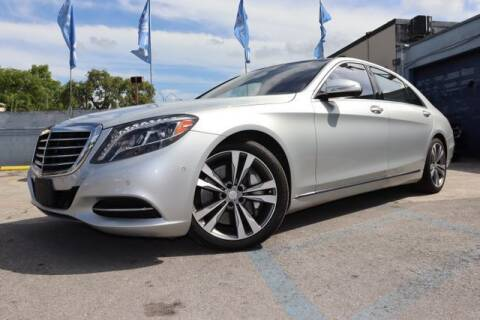 2015 Mercedes-Benz S-Class for sale at OCEAN AUTO SALES in Miami FL