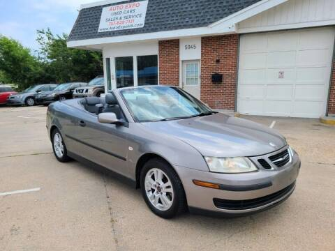 2005 Saab 9-3 for sale at Auto Expo in Norfolk VA