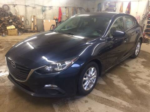 2016 Mazda MAZDA3 for sale at K2 Autos in Holland MI