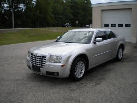 2009 Chrysler 300 for sale at Route 111 Auto Sales in Hampstead NH