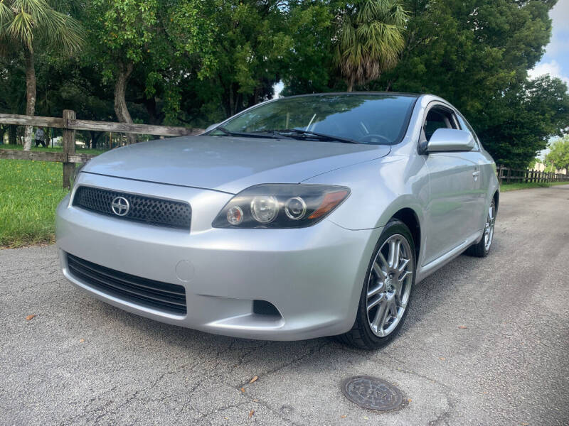 2009 Scion tC for sale at LESS PRICE AUTO BROKER in Hollywood FL