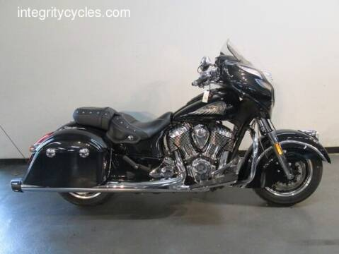 2017 Indian Chieftain Black