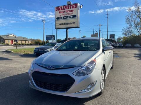 2011 Hyundai Sonata Hybrid for sale at Unlimited Auto Group in West Chester OH