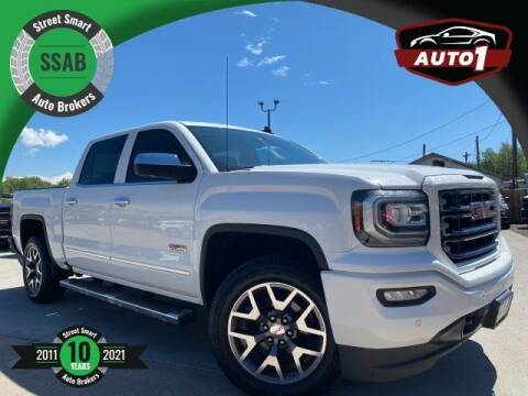 2016 GMC Sierra 1500 for sale at Street Smart Auto Brokers in Colorado Springs CO