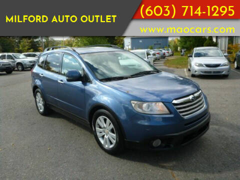 2008 Subaru Tribeca for sale at Milford Auto Outlet in Milford NH