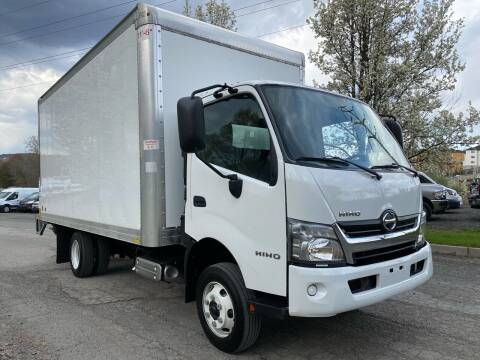 2020 Hino 155 for sale at HERSHEY'S AUTO INC. in Monroe NY