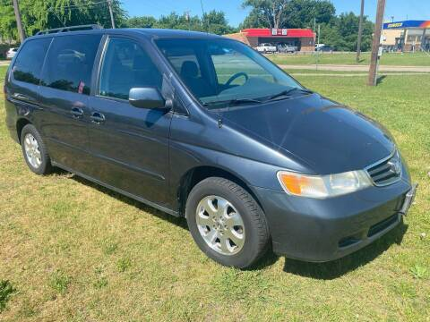2004 Honda Odyssey for sale at Cash Car Outlet in Mckinney TX
