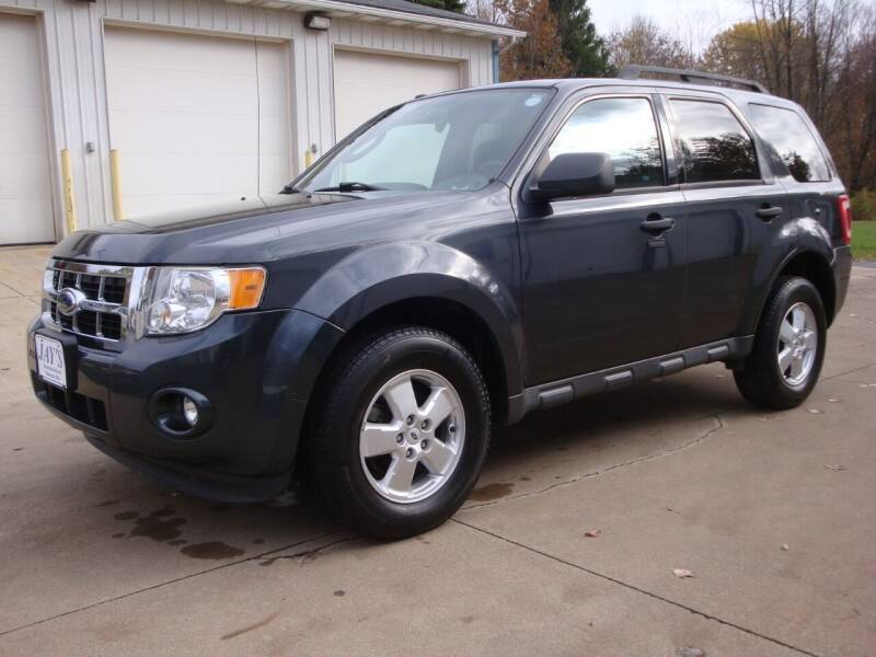2009 Ford Escape for sale at Jay's Auto Sales Inc in Wadsworth OH