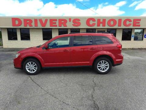 2017 Dodge Journey for sale at Driver's Choice Sherman in Sherman TX