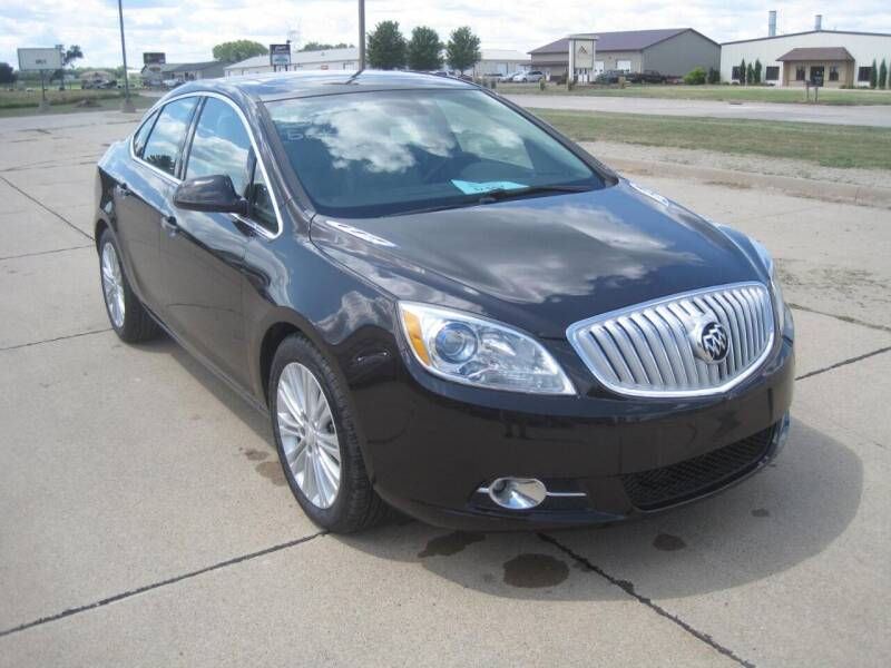 2013 Buick Verano for sale at IVERSON'S CAR SALES in Canton SD