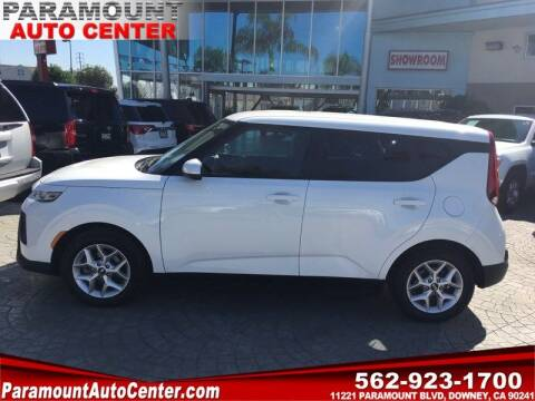 2020 Kia Soul for sale at PARAMOUNT AUTO CENTER in Downey CA