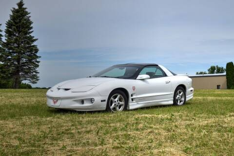 1998 Pontiac Firebird for sale at Hooked On Classics in Watertown MN