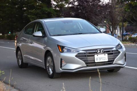 2019 Hyundai Elantra for sale at Brand Motors llc in Belmont CA