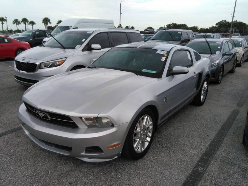 2012 Ford Mustang for sale at Auto Beast in Fort Lauderdale FL