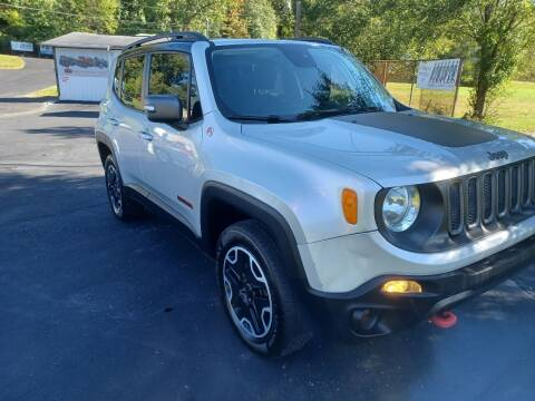 2016 Jeep Renegade for sale at W V Auto & Powersports Sales in Charleston WV