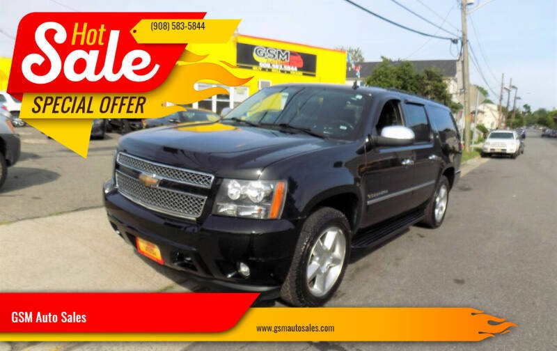 2011 Chevrolet Suburban for sale at GSM Auto Sales in Linden NJ