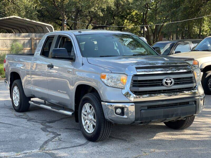 2015 Toyota Tundra for sale at AWESOME CARS LLC in Austin TX