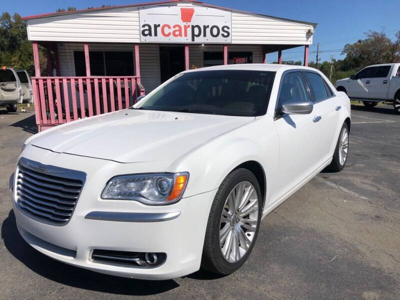 2012 Chrysler 300 for sale at Arkansas Car Pros in Cabot AR