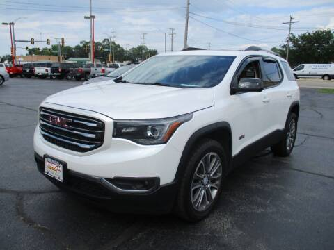 2017 GMC Acadia for sale at Windsor Auto Sales in Loves Park IL
